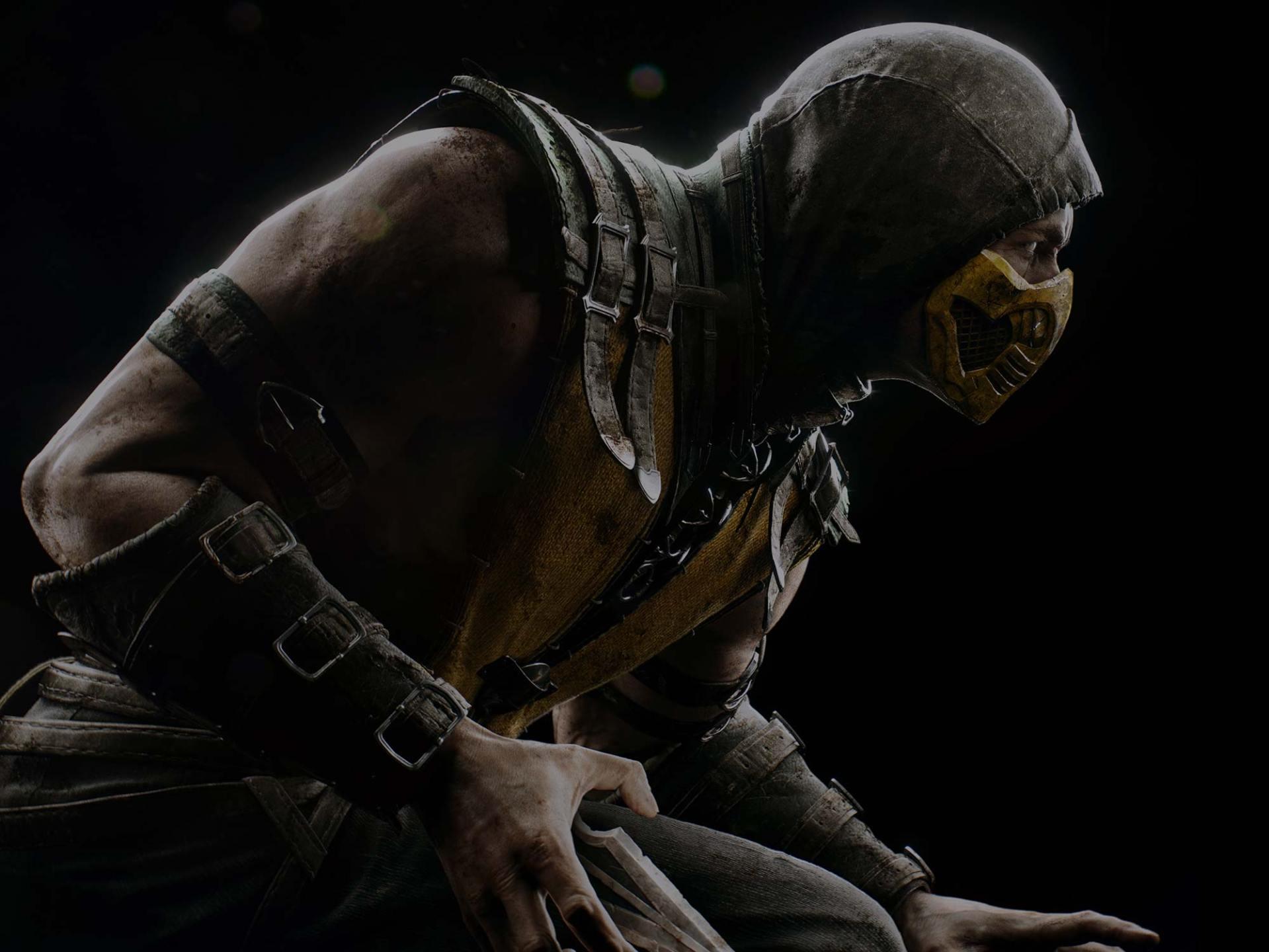 Mortal Kombat X Launch Trailer