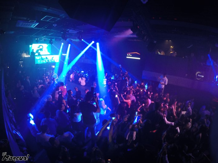 Tinashe in Manila
