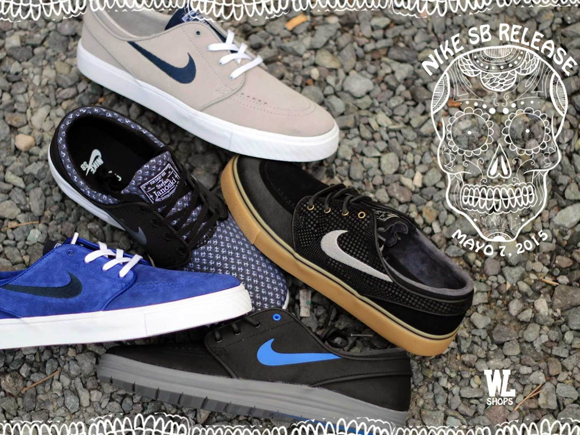 WeLegendary NIKE SB May 2015 Release