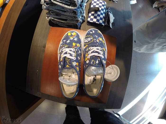 Disney x Vans Young at Heart Collection