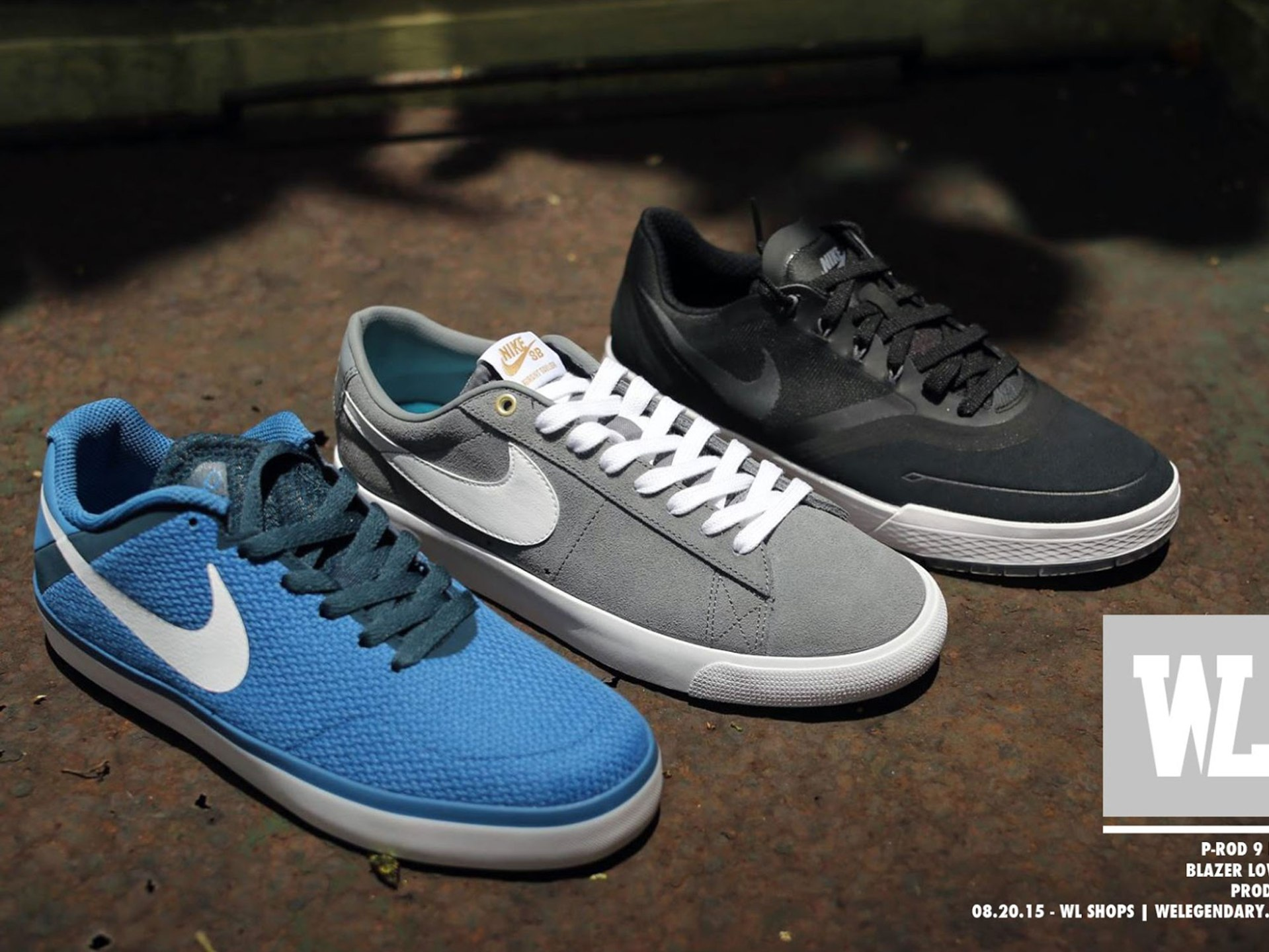 WeLegendary Nike SB August 2015