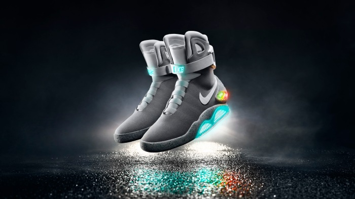The Nike Mag 2015