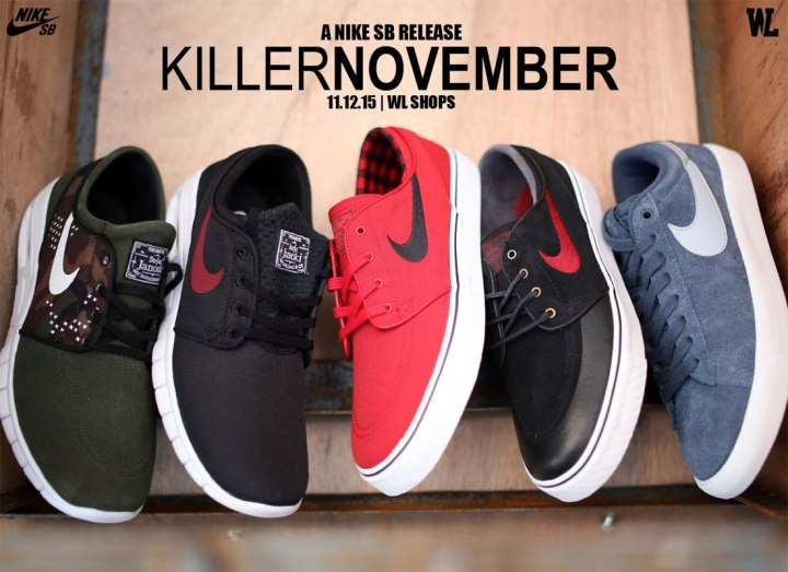 WeLegendary Nike SB November 2015