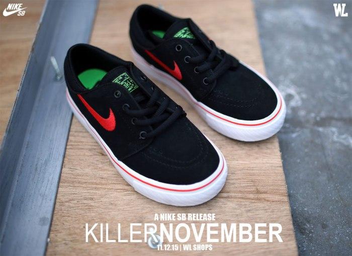 WeLegendary Nike SB November 2015