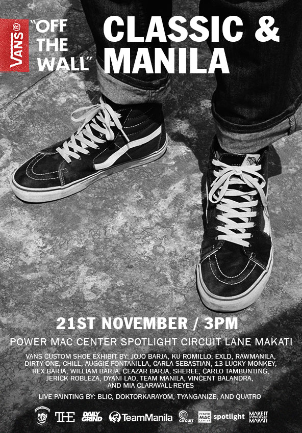 Vans Philippines Classic and Manila 2015